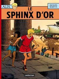 Alix. Volume 2, Le sphinx d'or