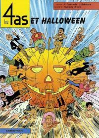 Les 4 as. Volume 39, Les 4 as et Halloween