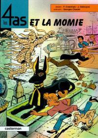 Les 4 as. Volume 36, Les 4 as et la momie