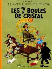 Les aventures de Tintin, Les 7 boules de cristal