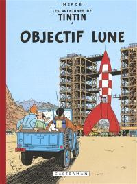 Les aventures de Tintin, Objectif Lune