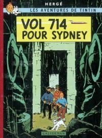 Les aventures de Tintin. Volume 2007, Vol 714 pour Sydney