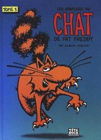 Les aventures du chat de Fat Freddy. Volume 1