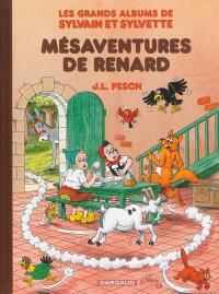 Les grands albums de Sylvain et Sylvette. Volume 5, Mésaventures de Renard
