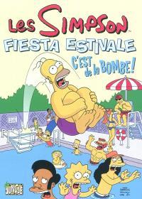 Les Simpson : fiesta estivale. Volume 1, C'est de la bombe !