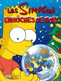 Les Simpson : spécial Noël. Volume 1, Les Simpson : Embûches de Noël