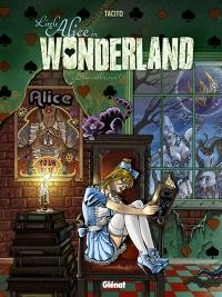 Little Alice in Wonderland. Volume 1, Run, rabbit, run !