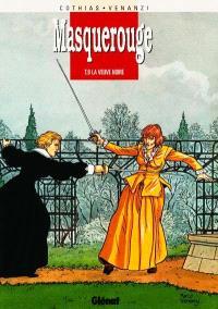 Masquerouge. Volume 9, La veuve noire