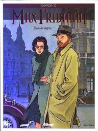 Max Fridman. Volume 1, Rhapsodie hongroise