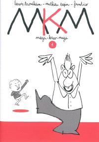 MKM Mega-Krav-Maga. Volume 1