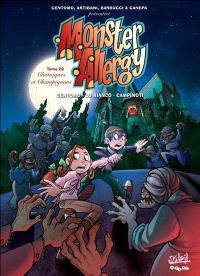 Monster allergy. Volume 20, Châtaignes et champignons