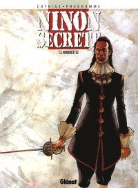 Ninon secrète. Volume 3, Amourettes