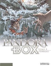 Pandora box. Volume 8, L'espérance