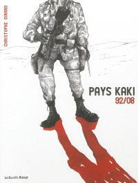 Pays kaki : 92-08