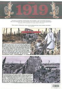 Putain de guerre ! : 1914-1919, 1919