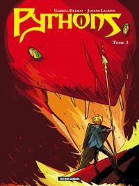Pythons. Volume 3