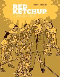 Red Ketchup. Volume 5, Le couteau aztèque