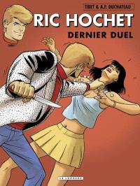 Ric Hochet. Volume 76, Dernier duel
