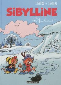 Sibylline : intégrale. Volume 4, 1982-1985