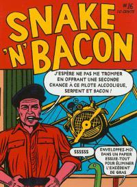 Snake'n' Bacon's cartoon cabaret