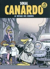 Canardo. Volume 19, Le voyage des cendres