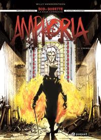 Bob et Bobette : la saga commence, Amphoria. Volume 3, Crimson