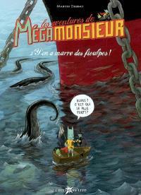 Les aventures de Mégamonsieur. Volume 2, Y'en a marre des Fioulpes !