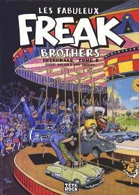 Les fabuleux Freak Brothers : intégrale. Volume 5