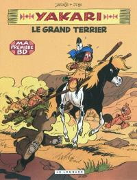 Yakari. Volume 10, Le grand terrier