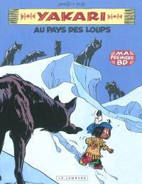 Yakari. Volume 8, Yakari au pays des loups