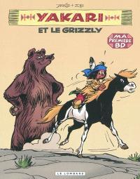 Yakari. Volume 5, Yakari et le grizzly