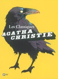Coffret Agatha Christie : les classiques
