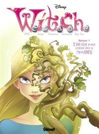 Witch. Volume 10, Un pont entre deux mondes