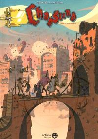 Chaosland. Volume 1, Slvögshorn