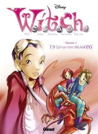 Witch. Volume 9, Les quatre dragons