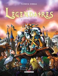 Les Légendaires : frères ennemis