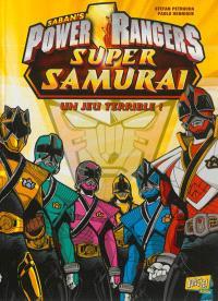 Saban's Power Rangers : super samurai. Volume 2, Terribles jouets
