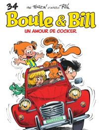 Boule et Bill. Volume 34, Un amour de cocker