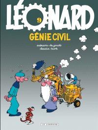Léonard. Volume 9, Génie civil