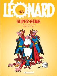 Léonard. Volume 43, Super-génie