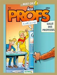 Les profs, La salle des profs