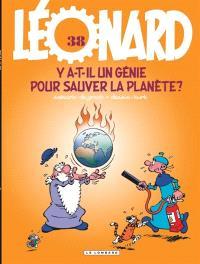 Léonard. Volume 38, Y a-t-il un génie pour sauver la planète ?