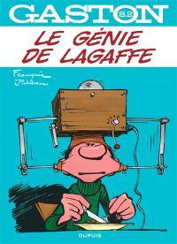 Gaston : sélection. Volume 2, Le génie de Lagaffe
