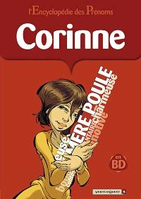 L'encyclopédie des prénoms : en BD. Volume 11, Corinne
