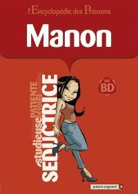 L'encyclopédie des prénoms : en BD. Volume 38, Manon