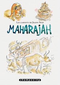 Les carnets de Joann Sfar, Maharajah
