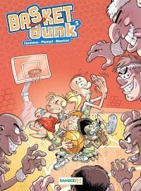 Basket Dunk. Volume 5