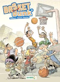 Basket Dunk. Volume 6