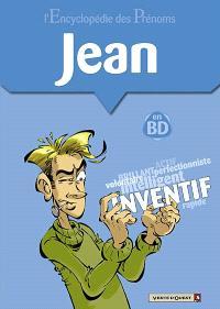 L'encyclopédie des prénoms : en BD. Volume 13, Jean