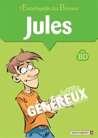 L'encyclopédie des prénoms : en BD. Volume 28, Jules